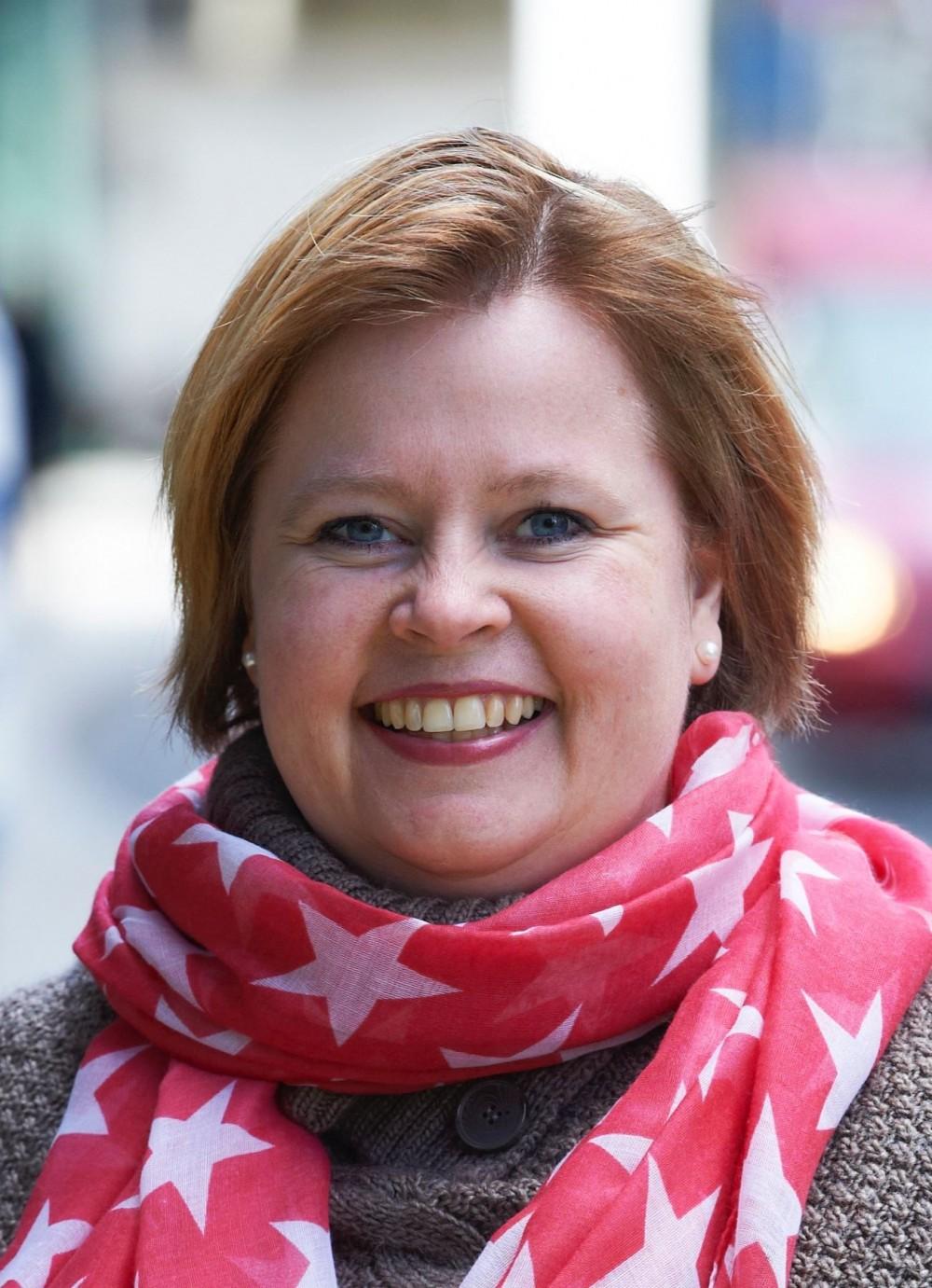 Grethe Lunde not authorised